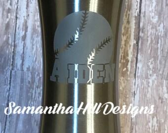 Custom Water Bottle | Etched bottle | Stainless Steel Water Bottle