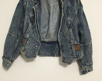 Prezzia Vintage Denim Jacket