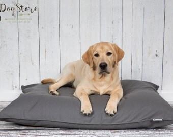 Dog bed, Pet bed - Dark Gray