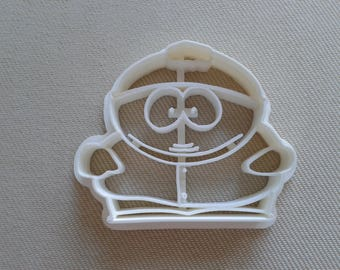 Eric Cartman Cookie Cutter 3d Printed