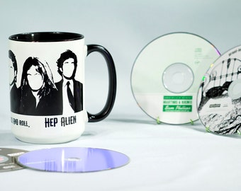 RTS - Hep Alien with Dave, 15 oz Coffee Mug, Gilmore girls READY to SHIP