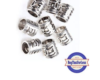 Open Fish Design Beads, 10 pcs  **FREE Shipping with orders 10 dollars+**