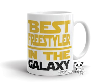 Freestyler Mug - Best Freestyler In The Galaxy