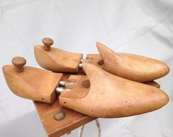 Vintage Shoe lasts, Antique Shoe Trees ,shoe stretchers