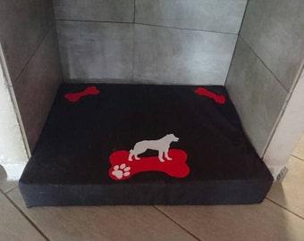 Mattress for dog, dog bed.