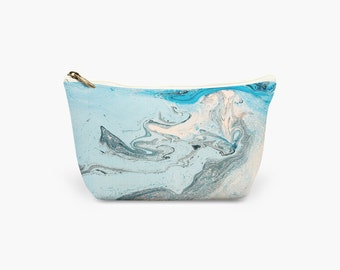 Marble Make Up Bag.  Wash Bag. Cosmetics Bag. Toiletries Bag. Large, Medium and Small available.
