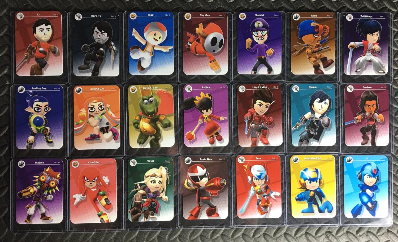 Stupendous image with regard to printable amiibo cards
