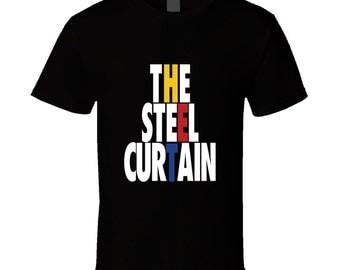 The Steel Curtain Tshirt