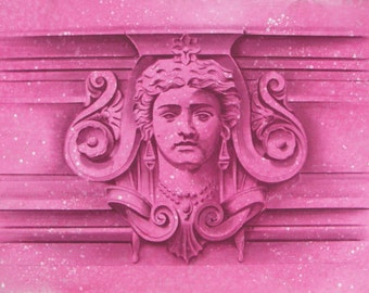 rose Caryatid