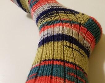 socks, classic ribbed