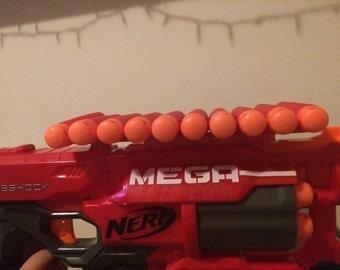 3D Printed Nerf Mega 10 dart Holder