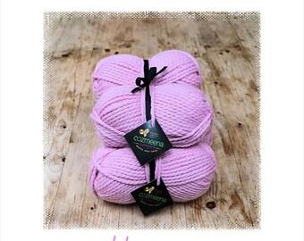 Handmade Custom Knit Shawl ~ Blossom