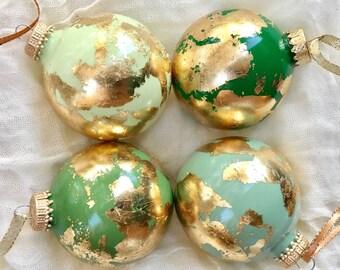 Globe ornament | Etsy