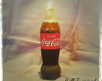 diet Coke / Coca Cola scented candle, Coke candle, Diet Coke gift, novelty candle, fizzy pop, something different, popular scents