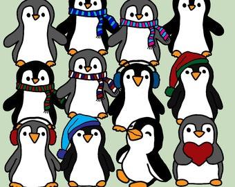 Penguins Clip Art 71 Images