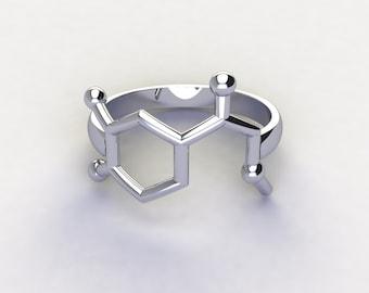 Adrenaline Molecule Ring