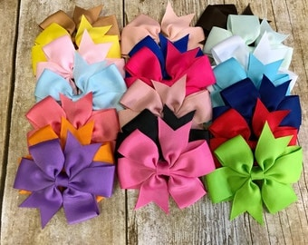 Set of 20, 3 inch bows