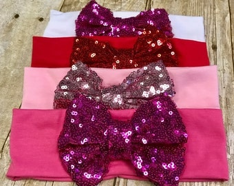 Valentine's Day headband, Valentine's Day accessories