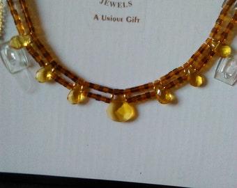 Womens Fashion statement jewelry bib choker necklace statement one of a kind