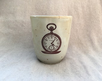 Pocket Watch Cup