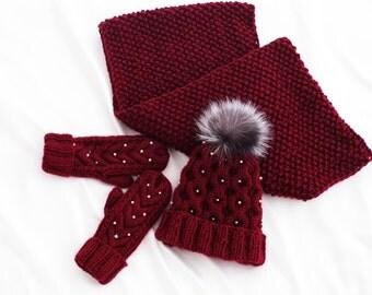 Lovely winter set