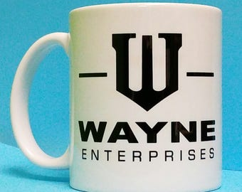 Wayne Enterprises Mug