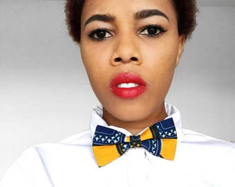 Bow tie - African Print