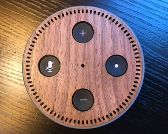 Lazerwood for Amazon Echo and Echo Dot