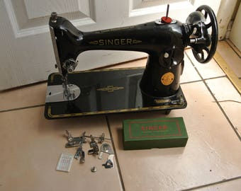 Singer  201K Sewing machine