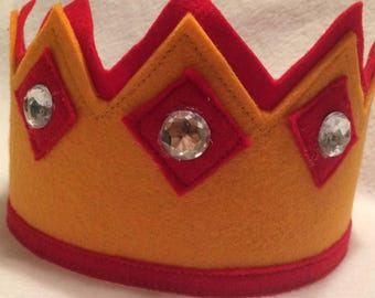 Felt Crown