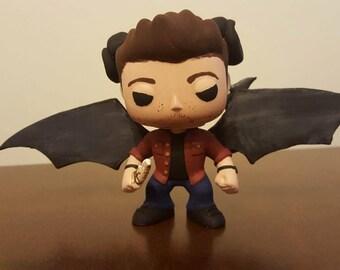 Demon-form Dean Winchester