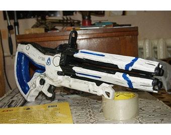 Mass Effect 3 alliance hydra MP M-560 Cobra prop Cosplay comic con