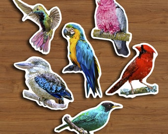 low-poly bird sticker pack (6)