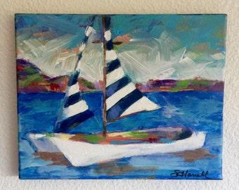 Sail Away 8x10