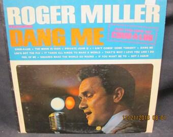 Roger Miller - Dang Me - Smash Records  1964