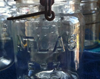 Atlas or Ball Mason Jars 6 pints