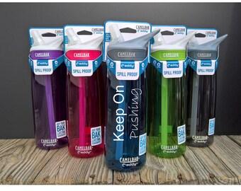 Motivational Bottle ~ Motivational Water ~ Workout Bottle ~ Fitness Water Bottle ~ Gym Bottle ~ Camelbak Bottle ~ Custom Camelbak