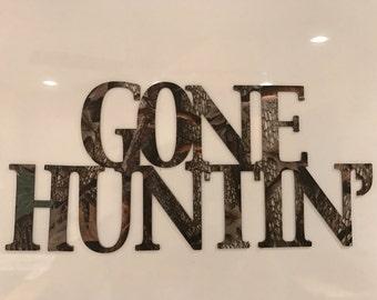 Gone Huntin' Magnet