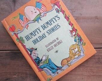 Humpty Dumpty's Holiday Stories Parent's Magazine Press 1973