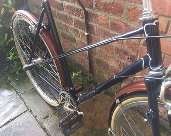 Refurbished Vintage Bikes