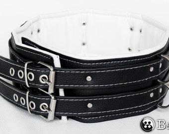 Belt Bondage - BDSM
