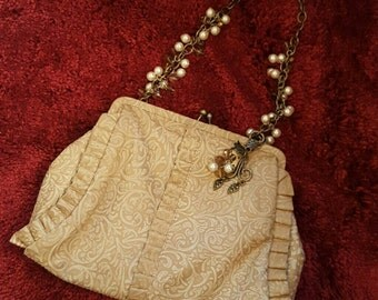 Liz Soto Vintage Leather Purse