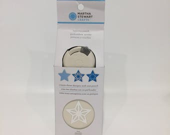Martha Stewart Crafts Layering Punch Star