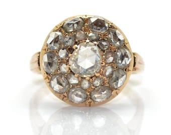 Daisy 1900 ring