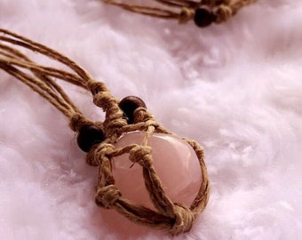 Bohemian Healing Crystal Necklaces