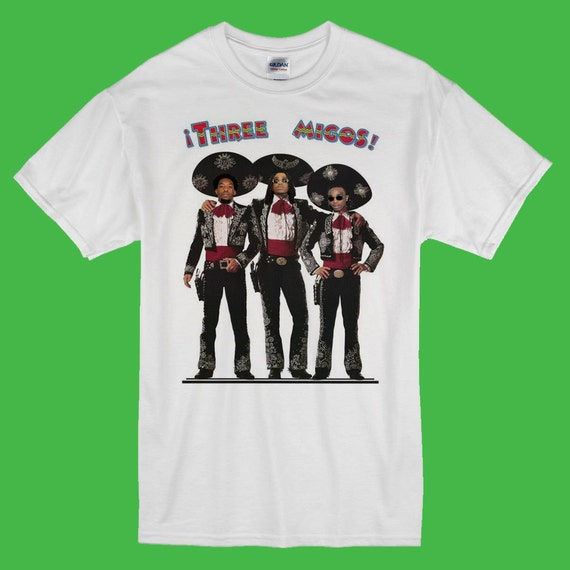 The three amigos migos t shirt for T shirt by migos