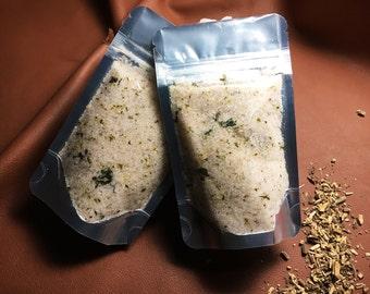 Grounding Herbal Bath Salt