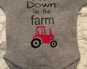 Gittin Down on the Farm