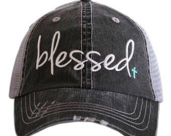 Blessed-Hat-Ladies Caps