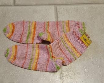 Children's socks, socks, socks, self-knitted, Größe26